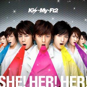 Immagine per 'SHE! HER! HER!'
