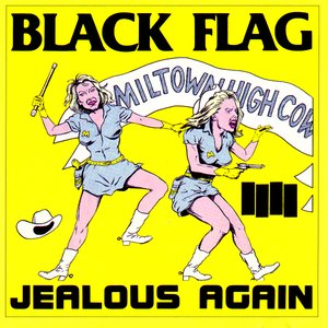 Image for 'Jealous Again'