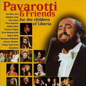 Image for 'Pavarotti & Friends For The Children Of Liberia'