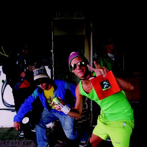 Imagem de 'Beatz'n Rhymes 3'