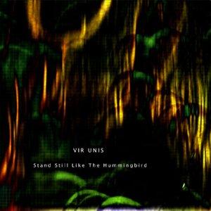 Immagine per 'Stand Still Like The Hummingbird'