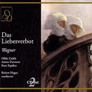 Image for 'Das Liebesverbot'
