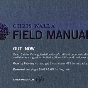 Image pour 'Field Manual (bonus)'
