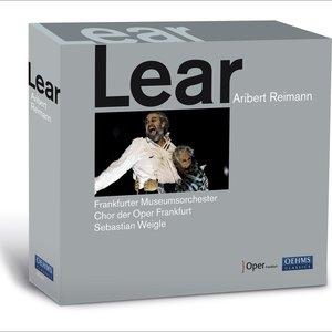 Image for 'Lear (Frankfurter Museumsorchester feat. conductor: Sebastian Weigle, chorus: Chor der Oper Frankfurt)'