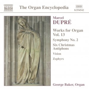 Image for 'DUPRE: Works for Organ, Vol. 13'