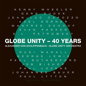 Image for 'Globe Unity - 40 Years'