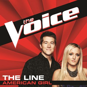 Image for 'American Girl (The Voice Performance) - Single'