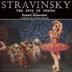 """Image for 'Stravinski: The Rite of Spring """"La Sacre du Printemps"""" (Stereo Remaster)'"""