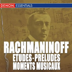 Image for 'Rachmaninoff: Works for Solo Piano'