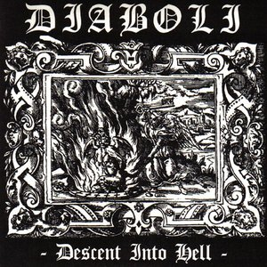 Image for 'Descent into hell'