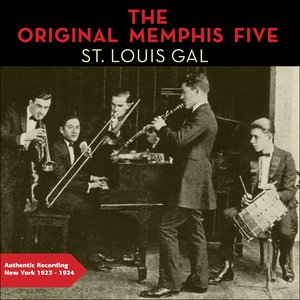 Image for 'St. Louis Gal (Authentic Recordings New York 1923 -1924)'