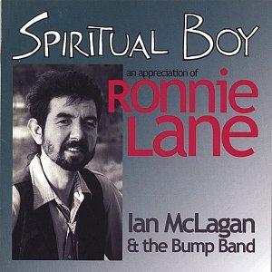 Image for 'Spiritual Boy'