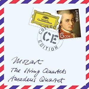 Image for 'Mozart, W.A.: The String Quartets'