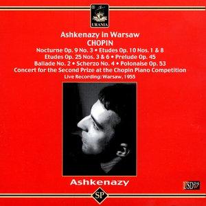 Bild för 'Ashkenazy Plays Chopin'