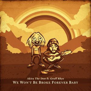 Image for 'We Won't Be Broke Forever'