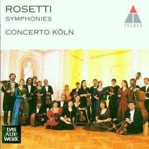 Image for 'Rosetti: Symphonies Vol. 1'