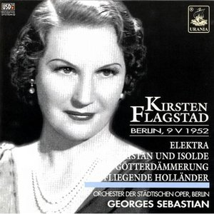 Image for 'Kirsten Flagstad: Concerto a Berlino, 1952'
