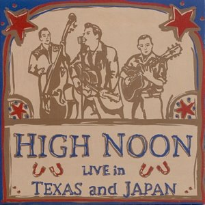 Image pour 'Live In Texas And Japan'