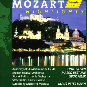 Image for 'Mozart Highlights'