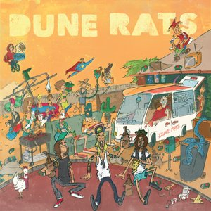 Image for 'Dune Rats'