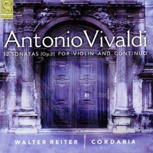 Imagem de 'Antonio Vivaldi: 12 Sonatas for Violin and Continuo, Op.2'
