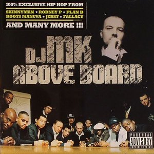Image for 'Above Board'