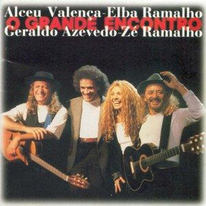 Image for 'Alceu, Elba, Geraldinho E Zé Ramalho'