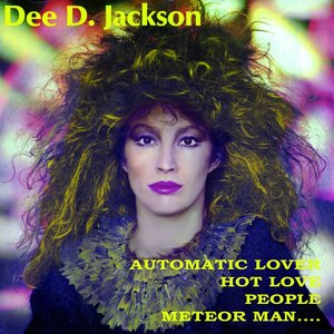 Image for 'Dee D. Jackson'