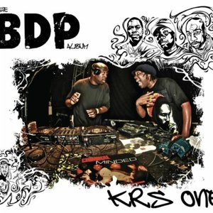 Bild für 'The Bdp Album'
