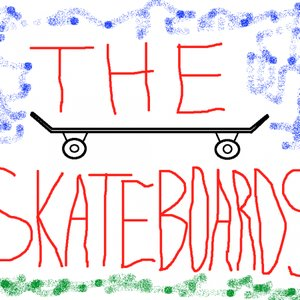Image for 'The Skateboards'