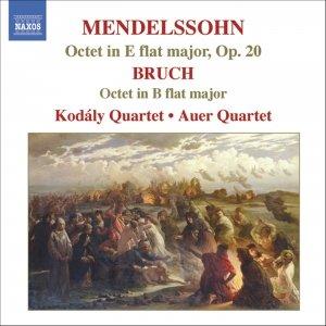 Image for 'MENDELSSOHN / BRUCH: String Octets'