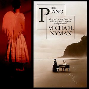 """The Piano: Music From The Motion Picture""的封面"