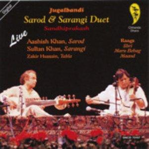 Bild för 'Aasish Khan & Sultan Khan'