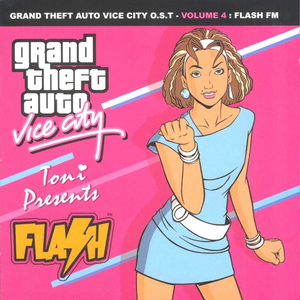 Grand Theft Auto - Vice City CD 4 (Flash FM)