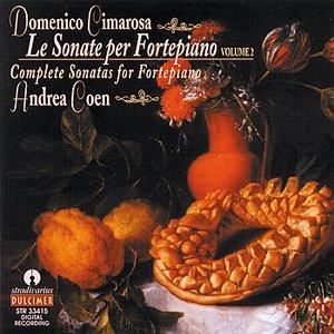 Image for 'Domenico Cimarosa: Complete Sonatas for Fortepiano, Vol. 2'