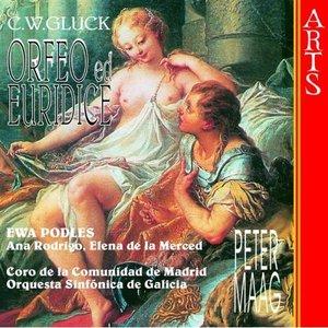 Imagen de 'Gluck: Orfeo ed Euridice'