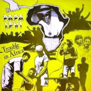 Image for 'Trouble In Africa'