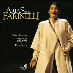 Image for 'Arias for Farinelli'