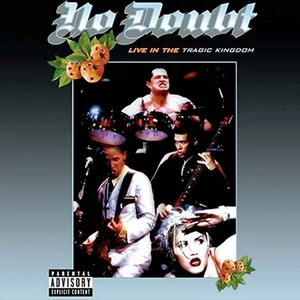 Image for 'Live in the Tragic Kingdom'