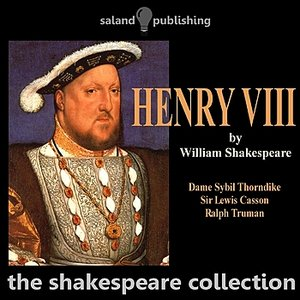 Image for 'Henry VIII by William Shakespeare'