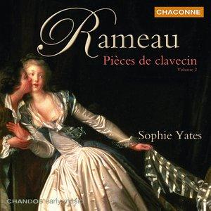 Image for 'Rameau: Pièces de Clavecin Volume 2'