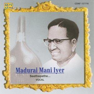 Image for 'Madurai Mani Iyer - Vocal (1)'