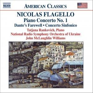 Image for 'FLAGELLO: Piano Concerto No. 1 / Dante's Farewell / Concerto Sinfonico'