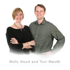 Image for 'Tom Merritt & Molly Wood'