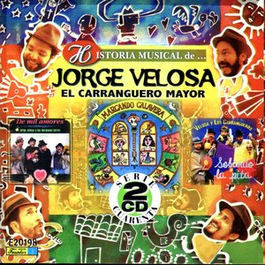 Image for 'Historia Musical del Carranguero Mayor'