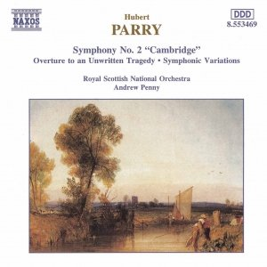 Image for 'PARRY: Symphony No. 2 / Symphonic Variations in E'
