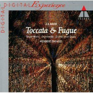 Image for 'Toccata & Fugue - Orgelwerke'
