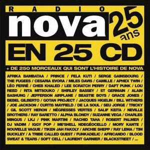 Image for '25 ans de Radio Nova'
