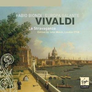 Image pour 'Vivaldi: La Stravaganza'