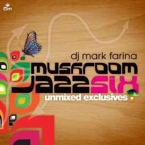 Image pour 'Mushroom Jazz 6 (Unmixed Online Version)'